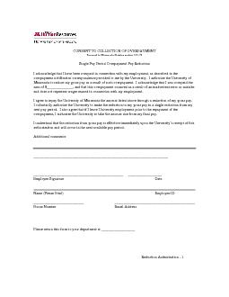 CONSENT TO COLLECTION OF OVERPAYMENTPursuant to Minnesota Statutes sec
