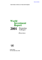 United Nations Conference on Trade and Development       Investment