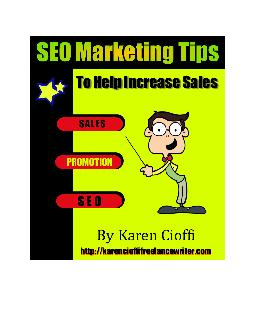 SEO Marketing Tips PDF document - DocSlides
