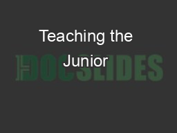 Teaching the Junior & Leaving Certificate courses in Mu PowerPoint Presentation, PPT - DocSlides