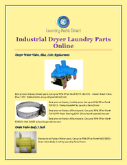 Industrial Dryer Laundry Parts Online