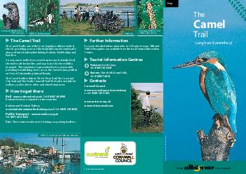 Padstow The Camel Trail The Camel Trail is one of the most popular multiuse trails in the UK providing access to the beautiful Cornish countryside along a disused railway line linking Bodmin Wadebrid PowerPoint PPT Presentation