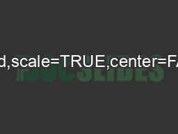 2colldiagUsagecolldiag(mod,scale=TRUE,center=FALSE,add.intercept=TRUE)
