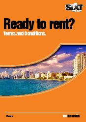 Sixt rent a car  Rental Agreement Terms  Conditions