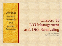 Chapter 11 PowerPoint PPT Presentation