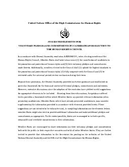 United Nations Office of the High Commissioner for Human Rights  ...