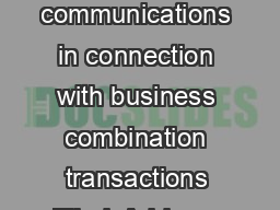 CAESARS ENTERTAINMENT CORP FORM  Filing of certain prospectuses and communications in connection with business combination transactions Filed  Address ONE CAESARS PALACE DRIVE LAS VEGAS NV  Telephone