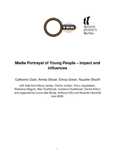 Media Portrayal of Young People