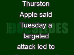 Apple says celebs hacked in targeted attack Update  September  by Michael Thurston Apple said Tuesday a targeted attack led to the release of nude photos of celebrities including Oscar winner Jennife