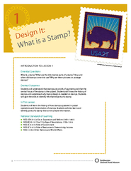 Design It:What is a Stamp?