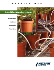 Potted Plant Watering SystemsNETAFIM USA