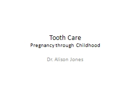 Tooth Care