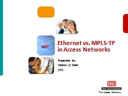 The Access Company PowerPoint PPT Presentation