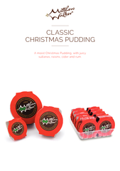 CLASSICHRISTMAS PUDDING