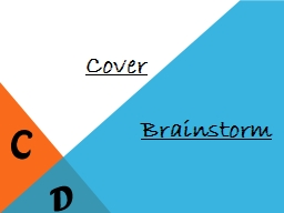 C D Cover PowerPoint PPT Presentation