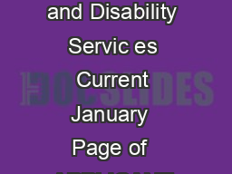 Applicant Guide Child Sa fety Officer Department of Communities Child Safety and Disability Servic es Current January  Page of  APPLICANT GUIDE Information about the Child Safety Officer Application PDF document - DocSlides