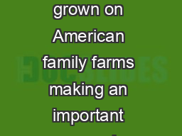 Real Christmas Trees Real Christmas trees are plantation grown on American family farms making an important economic contribution to many rural communities in the United States