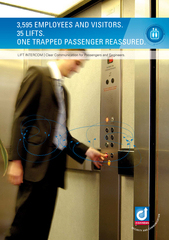 LIFT INTERCOM  Clear Communication for Passengers and Engineers. ...