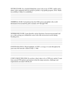 Name  STUDENT HANDOUT TOUR ITIN ERARYPREPARING QUESTIONS Directions Before taking the Inside CNN Tour think about what information you want to learn about CNN and its New York bureau and write dow n