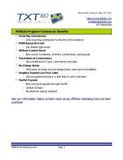 Document Updated May  PDF document - DocSlides