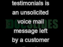 Purse Testimonials One of our favorite testimonials is an unsolicited voice mail message left by a customer after she received her cleaned Gucci bag in the mail