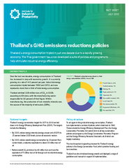Thailand's energy consumption tripled in just one decade due to a