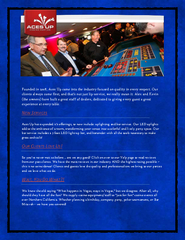 San Jose Casino Party PowerPoint PPT Presentation