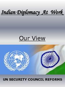 Indian Diplomacy  At  Work PowerPoint PPT Presentation