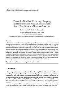 Physically Distributed Learning: Adaptingand Reinterpreting Physical E