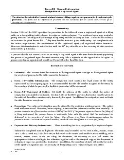 The attached form is drafted to meet minimal statutory filing requirem