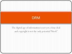 The digital age of information is not yet a done deal PowerPoint PPT Presentation