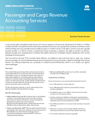 Passenger and Cargo Revenue Accounting Services