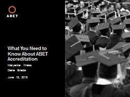 What You Need to Know About ABET Accreditation