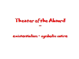 realism and absurd theatre 001: modern drama in theory and practice, volume 1: realism and naturalism  by  surrealism and the absurd (modern by john l styan paperback $4099.