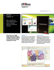Easy to use full life-cycle   WLAN management suite for planning, conf