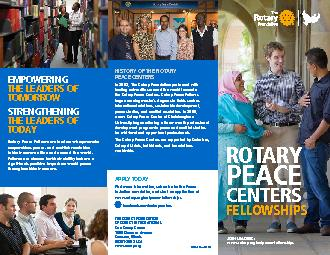 JOIN LEADERS:www.rotary.org/en/peace-fellowshipsROTARYPEACECENTERSFELL PowerPoint PPT Presentation