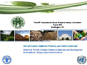 Forest Products Society meeting
