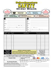 Order by Fax1-800-654-4321Order by Phone