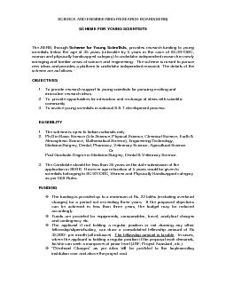 SCIENCE AND ENGINEERING RESEARCH BOARD(SERB)
