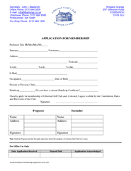 Word/Data/Masters/Membership/Application Form 2009.
