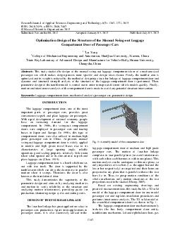 Research Journal of Applied Sciences Engineering and Technology      ISSN   e IS