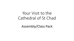 Cathedral of St Chad