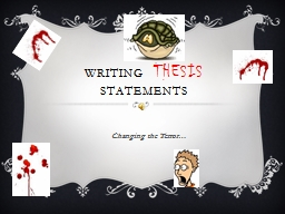 Writing introductions, conclusions and