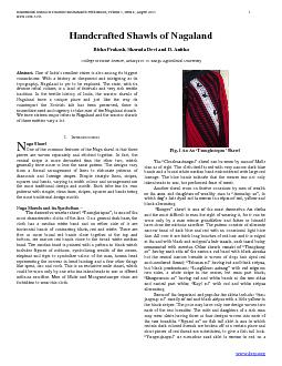 International Journal of Scientific and Research