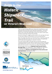 Historic Shipwreck Trail Victoria's West CoastThere are approxima
