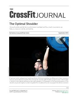Copyright  2014 CrossFit, Inc. All Rights Reserved.CrossFit is a regis