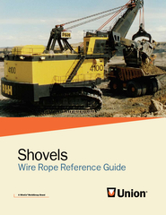 Shovels Wire Rope Reference Guide