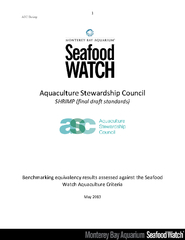 1 ASCShrimpAquaculture Stewardship Council SHRIMP(final draft standard