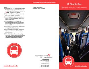 IIT Shuttle Bus