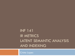 INF 141
